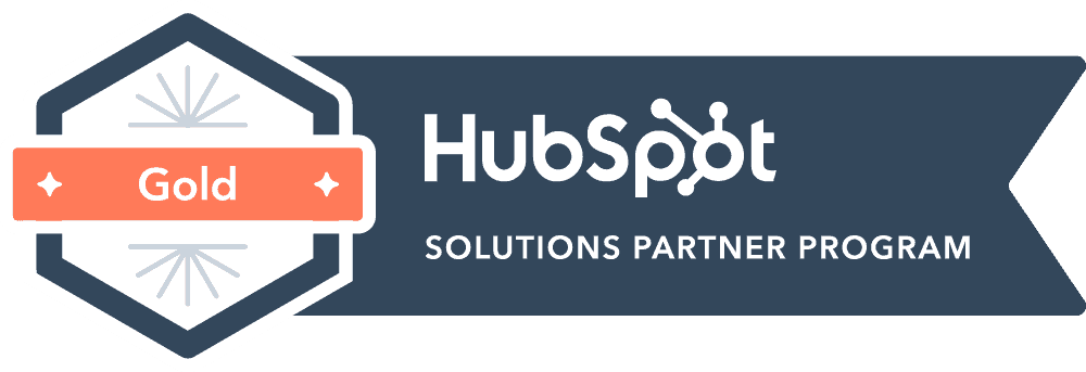 HubSpot Gold Solutions Partner